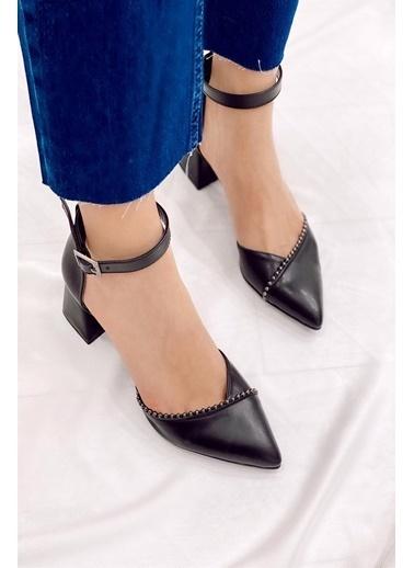 Baqmaq Ayakkabı Siyah